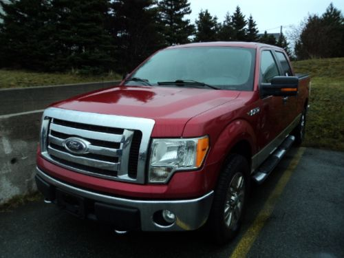 2009 Ford F-150 XLT 4WD Supercrew