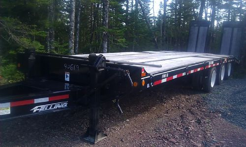 2013 Felling Tridem Trailer