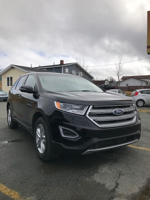 2017 Ford Edge SEL REDUCED !!